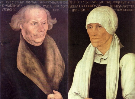 The Parents of Martin Luther: Hans and Margaret